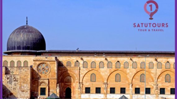 Review Itinerary Umroh Plus Aqsa: Masjidil Aqsa dan Dome of Rock
