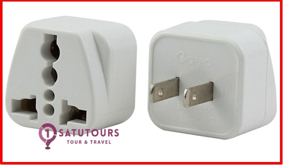 Universal Power Outlet Adaptor