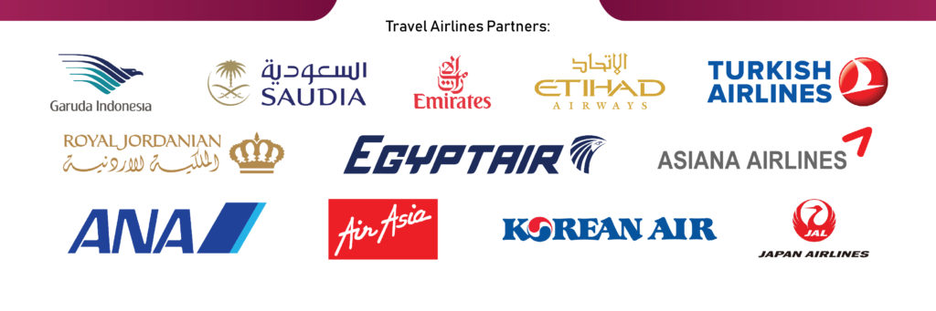 airlines partner satutours