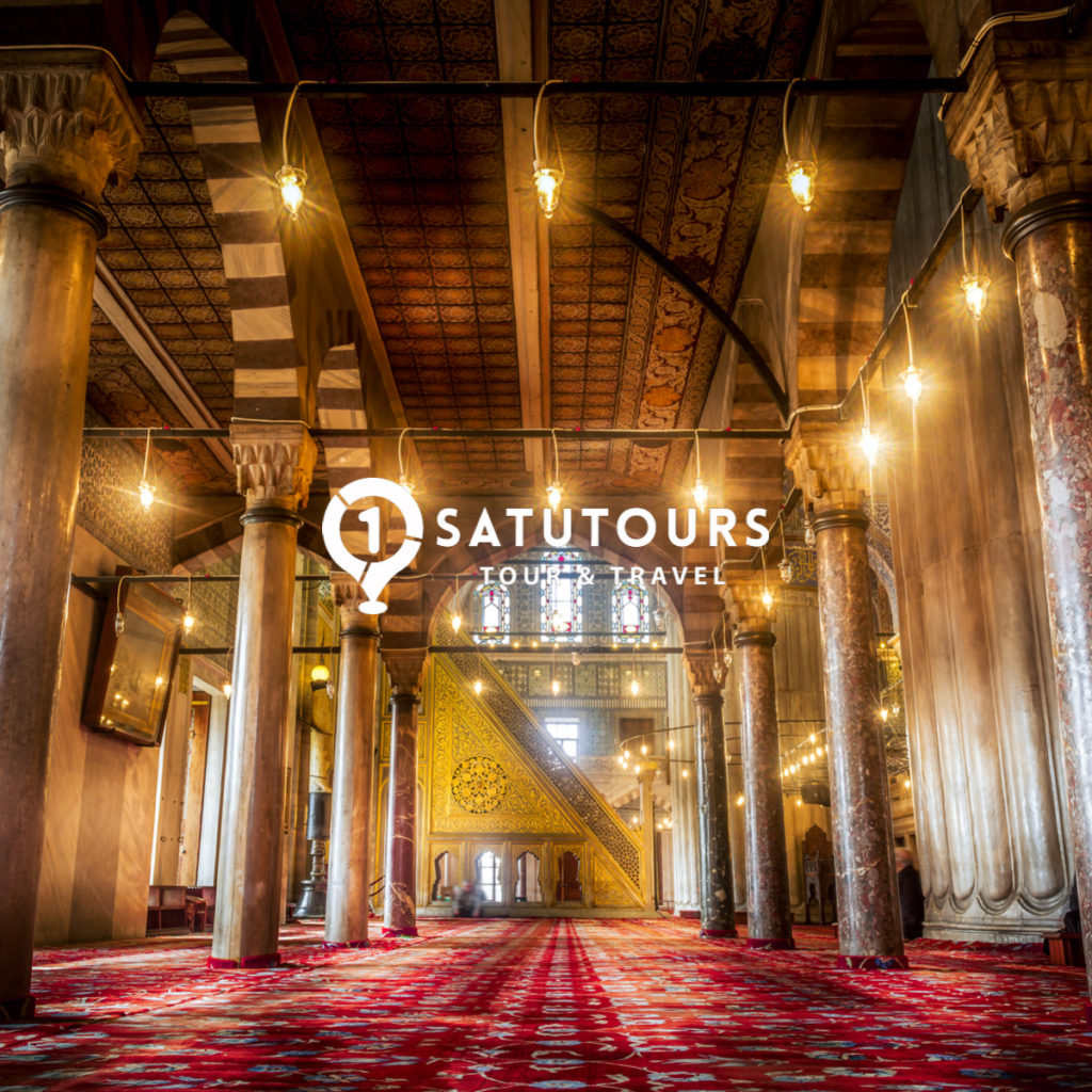 Tour Travel Halal bersama Satutours
