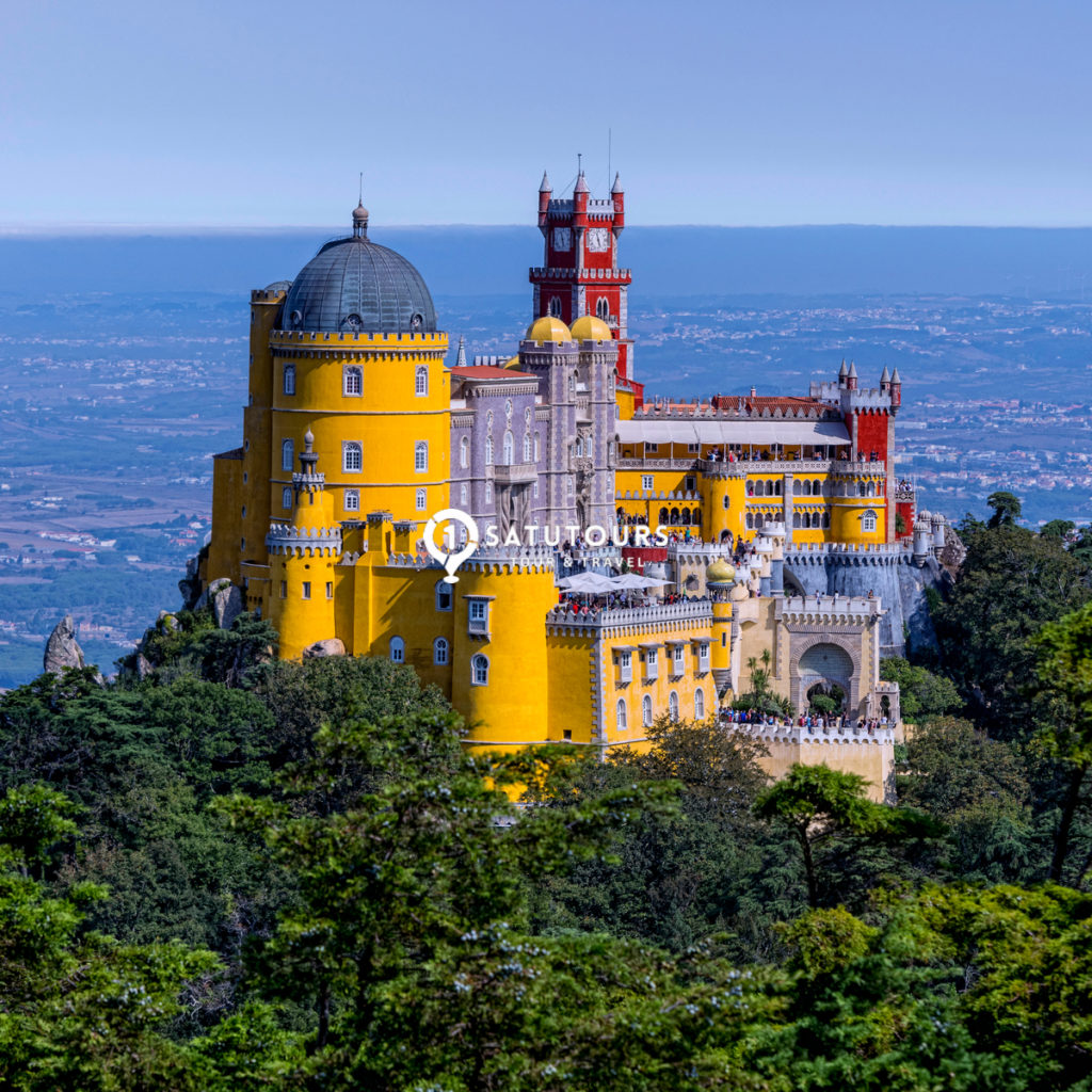 Palace National de Sintra
