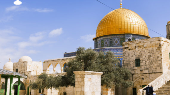Travel Tour Aqsa Jordan